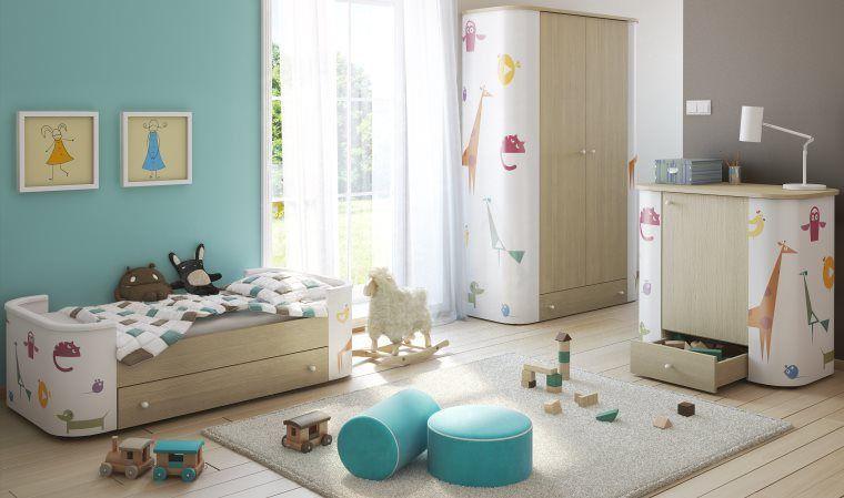 Décoration chambre bébé 2 ans - Idées de tricot gratuit