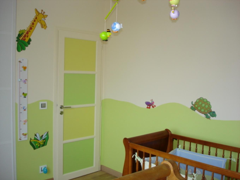 Idée peinture pour chambre bébé mixte - Idées de tricot gratuit