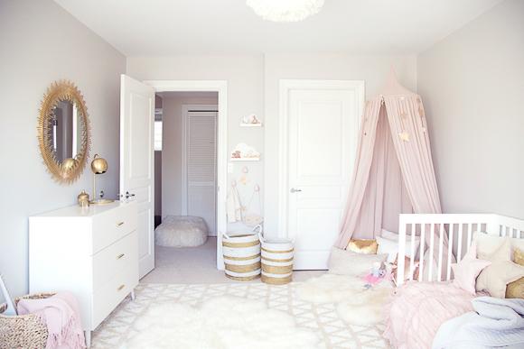 Chambre bebe beige et rose pale - Idées de tricot gratuit