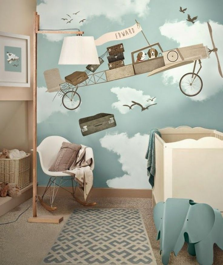 Theme decoration chambre bebe garcon - Idées de tricot gratuit