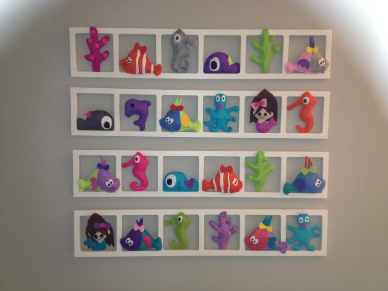 Déco fait main pour chambre bébé - Idées de tricot gratuit