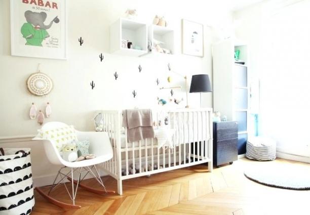 Deco Chambre Bebe Fille Scandinave Idées De Tricot Gratuit