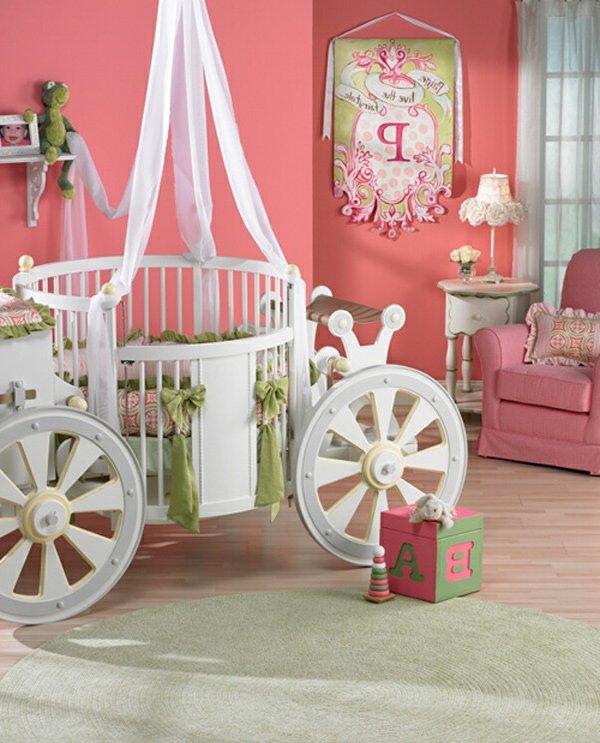 Chambre de bébé walt disney