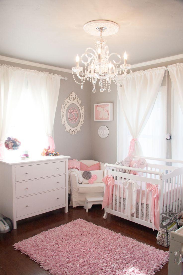Modele decoration chambre bebe fille