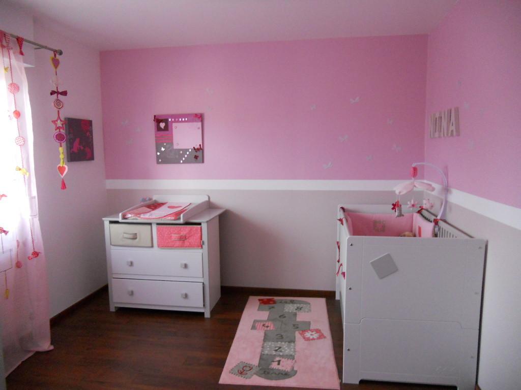 Deco chambre bebe or et rose - Idées de tricot gratuit
