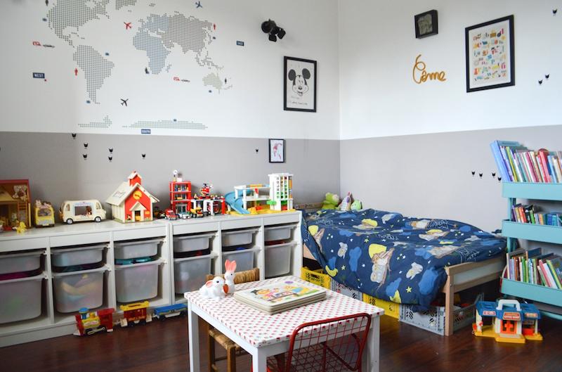 Deco chambre bebe garcon ikea - Idées de tricot gratuit