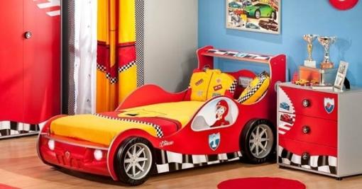 Decoration chambre bebe voiture - Idées de tricot gratuit