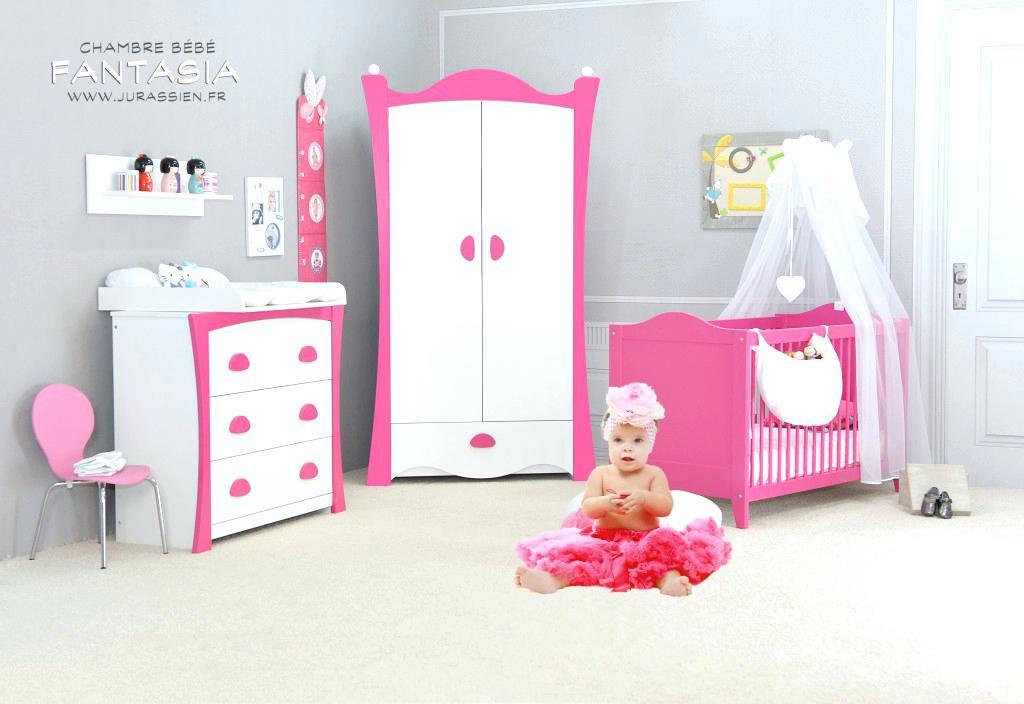 Décoration chambre bébé fille pas cher - Idées de tricot gratuit