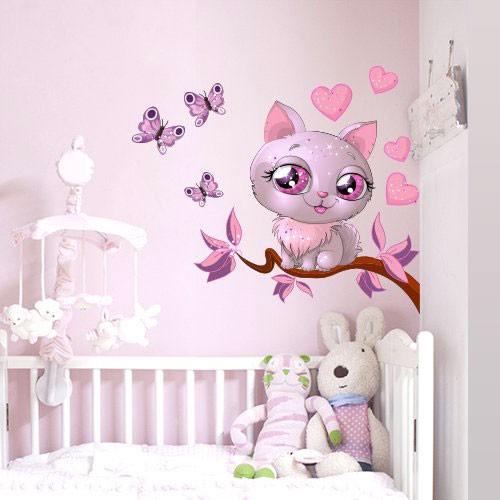 Dessin décoration chambre bébé