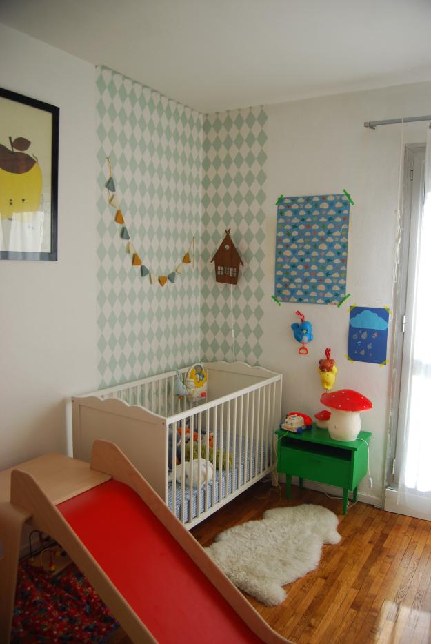 Idée déco chambre bébé vintage - Idées de tricot gratuit