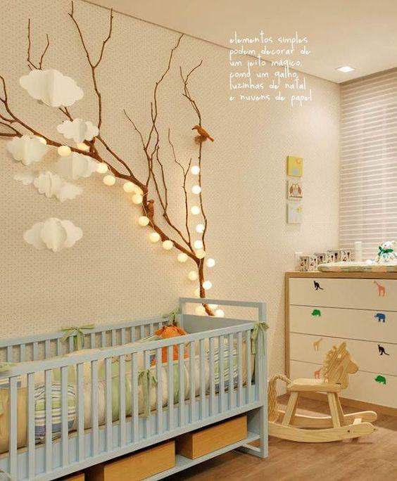 Idee luminaire chambre bebe - Idées de tricot gratuit