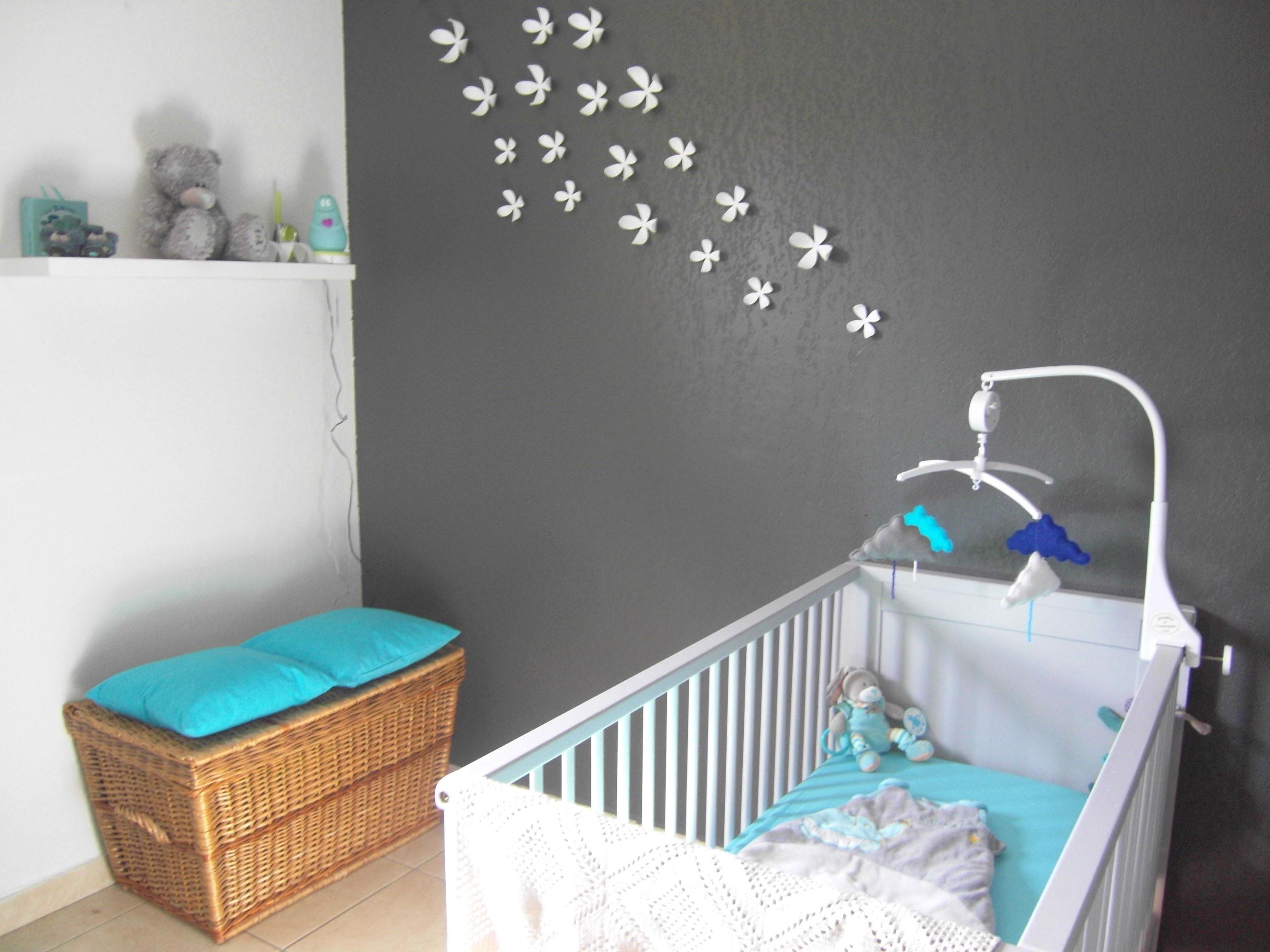 Deco chambre bebe gris bleu - Idées de tricot gratuit