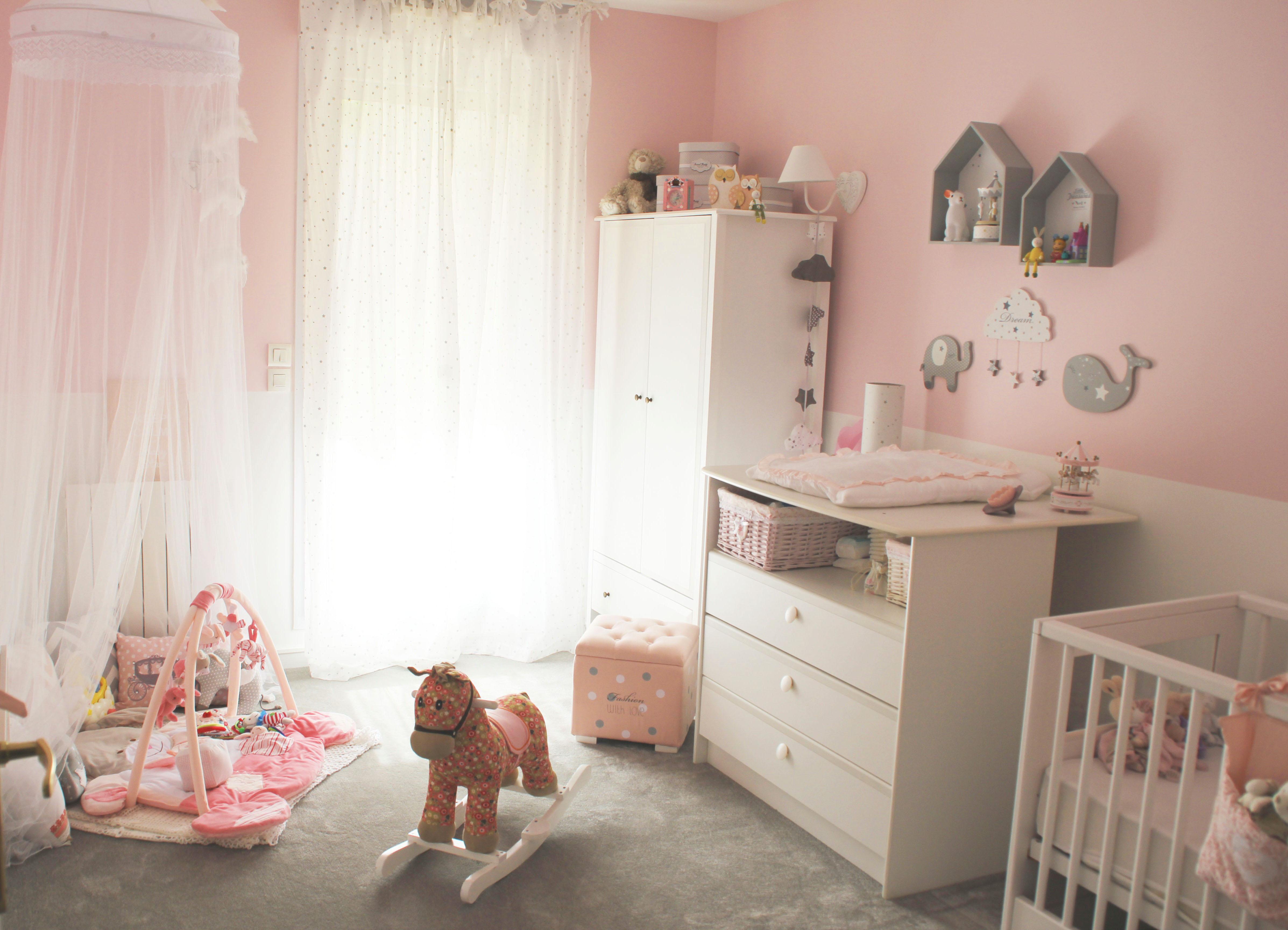 Idée déco chambre fille bébé - Idées de tricot gratuit