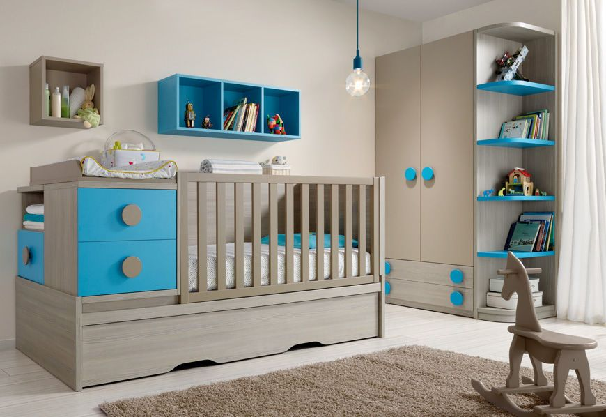 Quelle couleur choisir pour chambre bebe