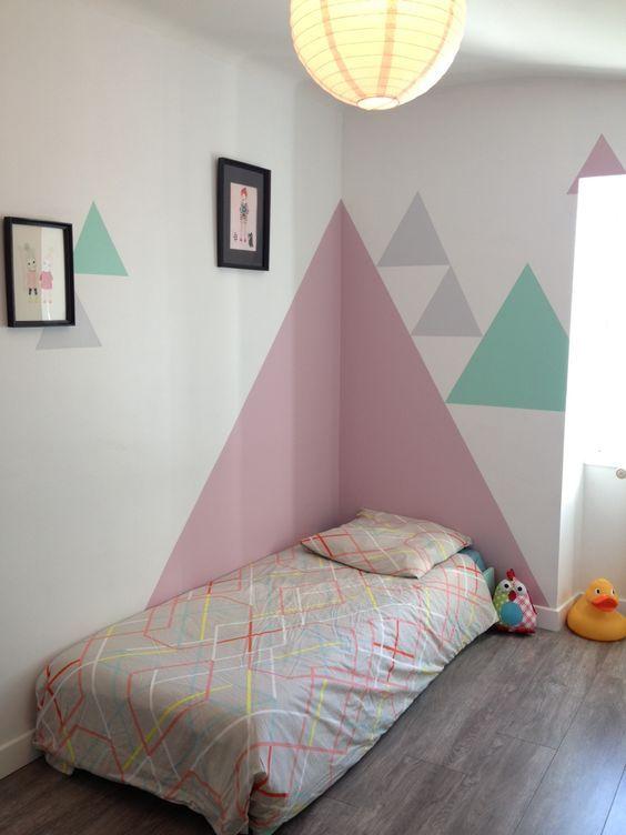 Idées peinture chambre bébé - Idées de tricot gratuit