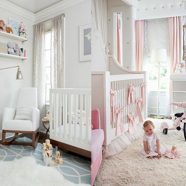 Deco Chambre Bebe Fille Bleu Rose Idees De Tricot Gratuit
