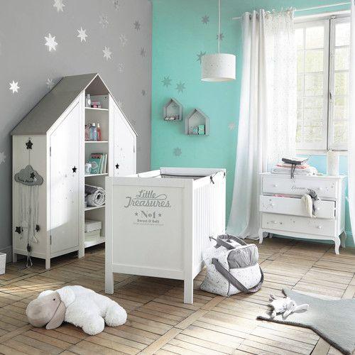 Idee couleur chambre de bebe - Idées de tricot gratuit