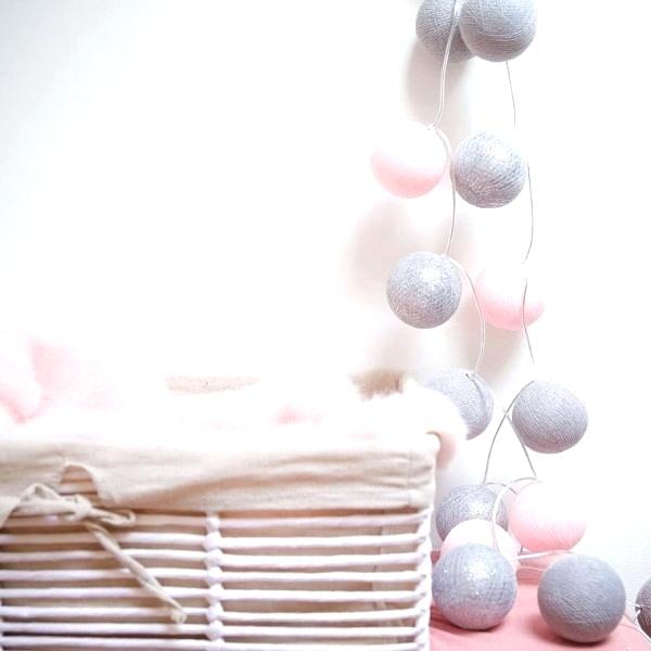 Guirlande Chambre Bébé Fille