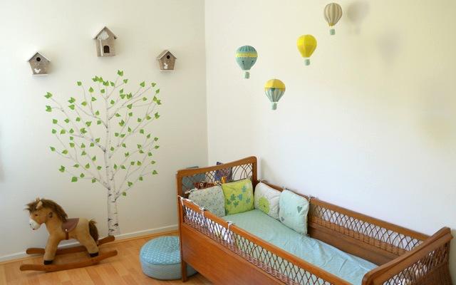 Décoration chambre bébé guirlande - Idées de tricot gratuit