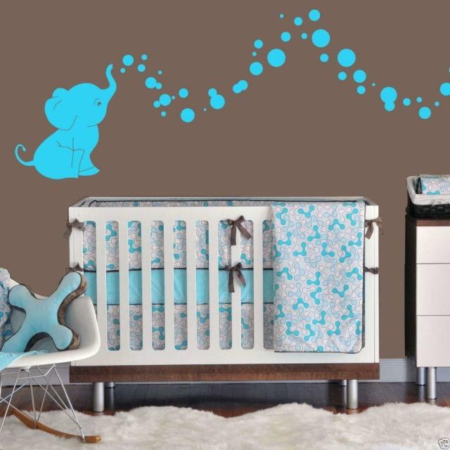 Chambre bébé mur marron - Idées de tricot gratuit