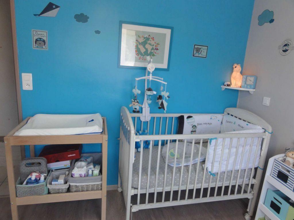 Chambre bébé taupe orange - Idées de tricot gratuit