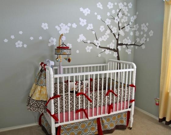 Chambre de bébé idée originale - Idées de tricot gratuit