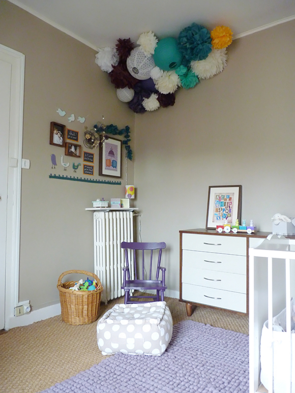 Idee deco maison chambre bebe - Idées de tricot gratuit