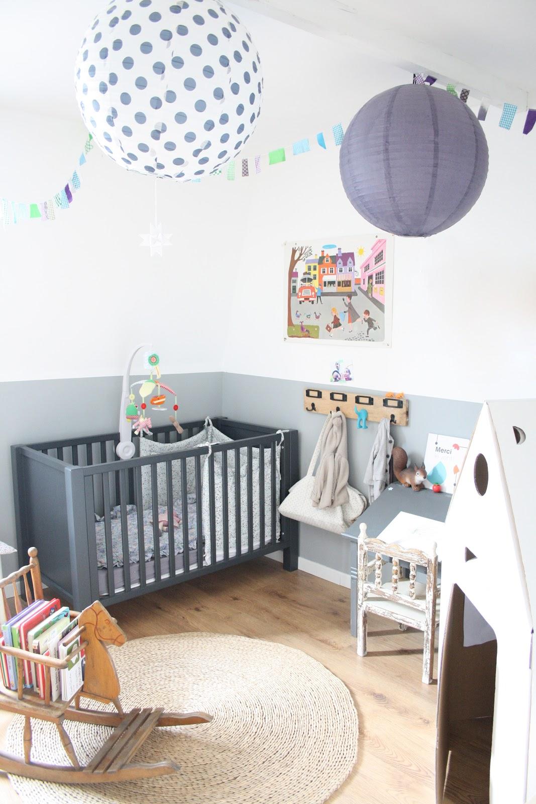 Déco chambre bébé design