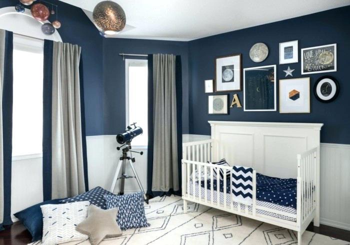 Idee de couleur chambre bebe garcon - Idées de tricot gratuit