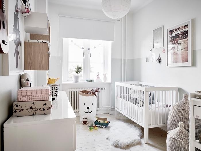 Idee Chambre Bebe Scandinave
