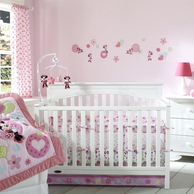 Elegant Idée Décoration Chambre De Bébé Fille