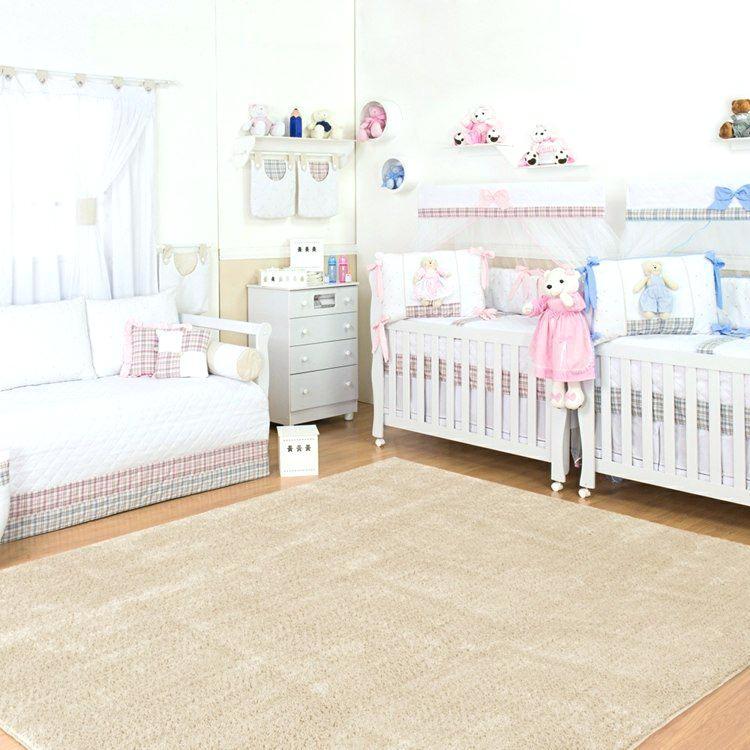 Chambre de bébé jumeaux - Idées de tricot gratuit
