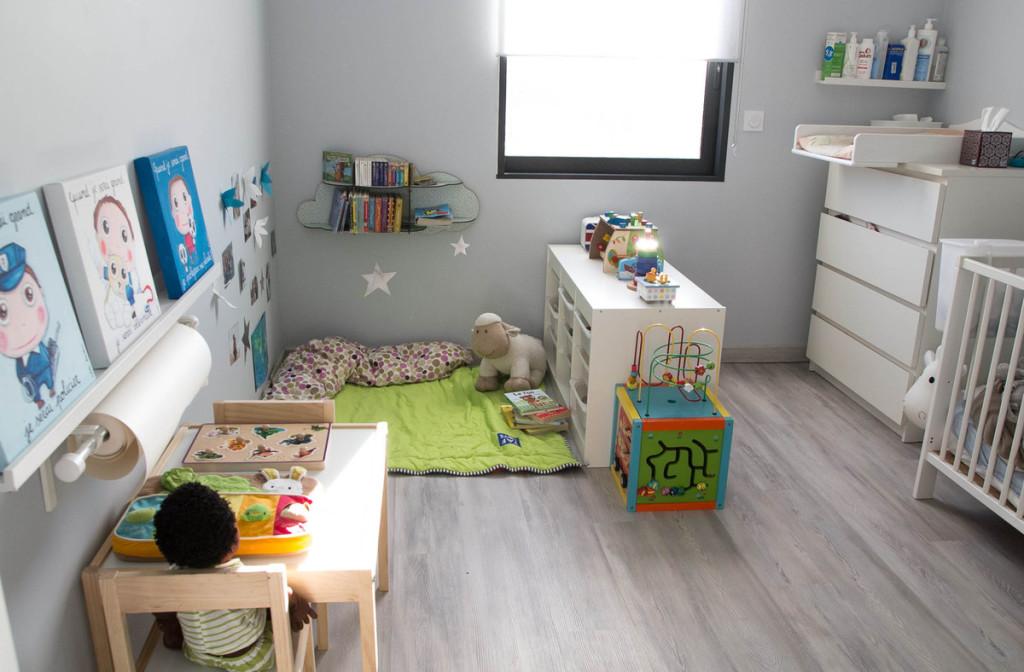 Chambre bebe 2 ans montessori - Idées de tricot gratuit