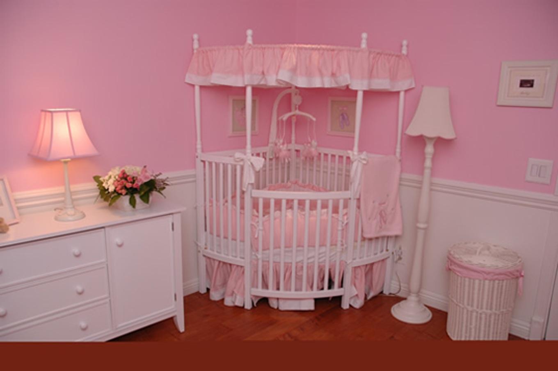 Chambre de bébé mauve - Idées de tricot gratuit