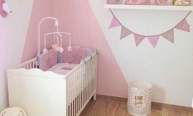 Peinture chambre bebe rose et gris id es de tricot gratuit - Deco chambre bebe rose ...