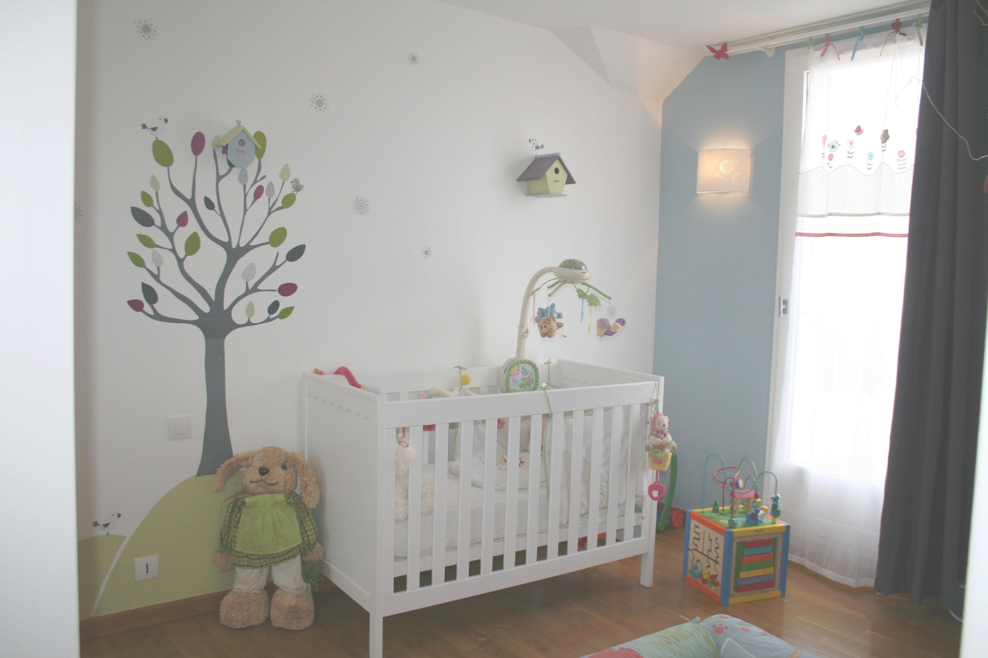 Chambre Bébé Peinture Ou Papier Peint Idées De Tricot Gratuit