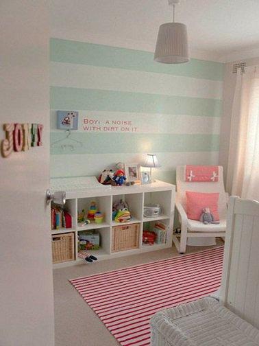 couleur chambre bebe vert d 39 eau id es de tricot gratuit. Black Bedroom Furniture Sets. Home Design Ideas