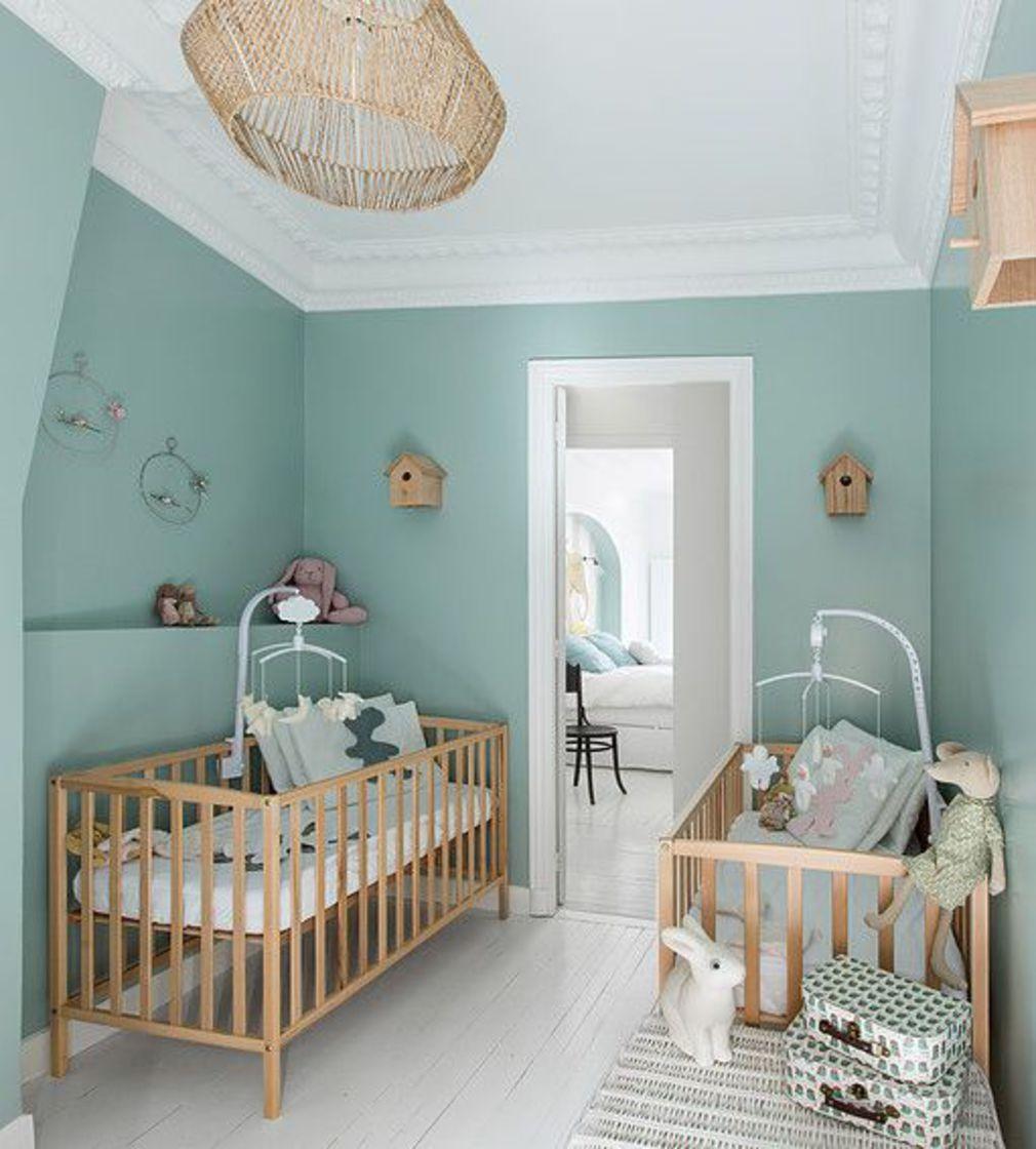 Decoration Chambre Jumeaux Mixte Idees De Tricot Gratuit