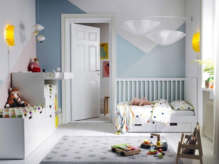 Idée chambre bébé ikea - Idées de tricot gratuit