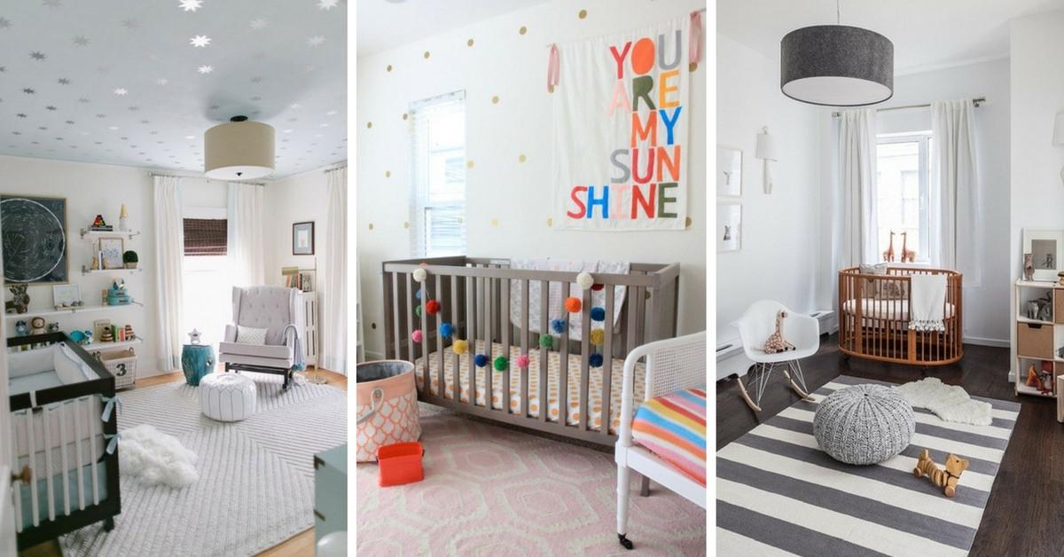 Tapis chambre bébé maroc