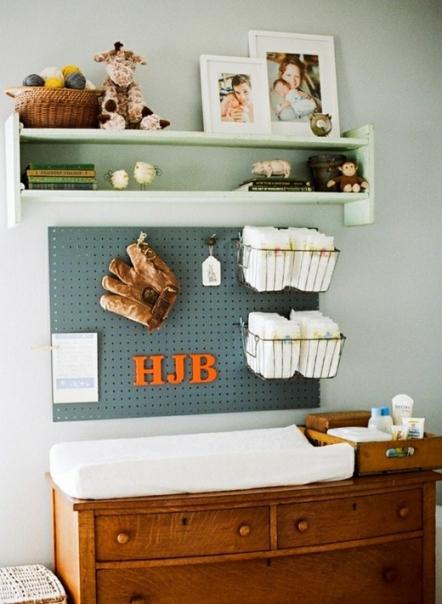 Idees rangement chambre bebe - Idées de tricot gratuit