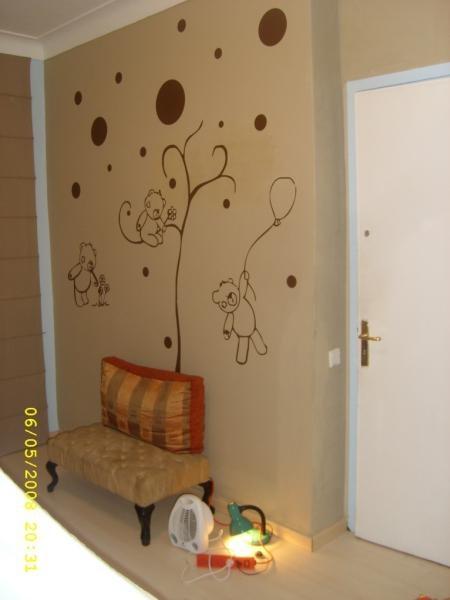 Chambre bébé chocolat turquoise - Idées de tricot gratuit