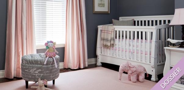 Amenagement petite chambre de bebe - Idées de tricot gratuit