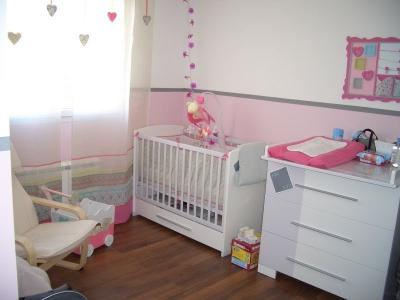 Chambre de bebe rose