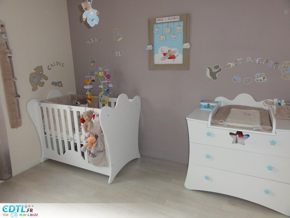 Couleur pour une chambre de bébé - Idées de tricot gratuit
