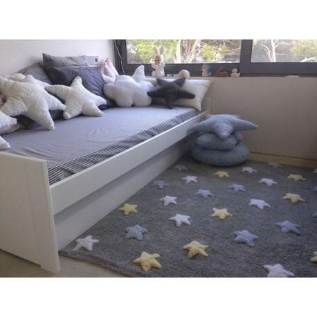 Tapis chambre bebe blanc - Idées de tricot gratuit