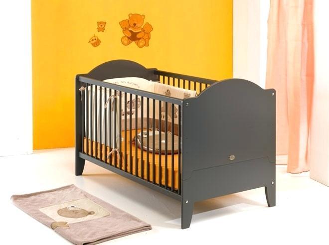 Pinolino lit bébé evolutif viktoria - 70x140 cm