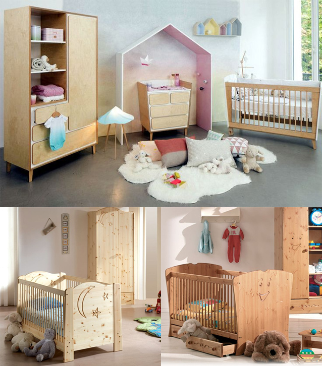 Chambre bébé scandinave fille - Idées de tricot gratuit