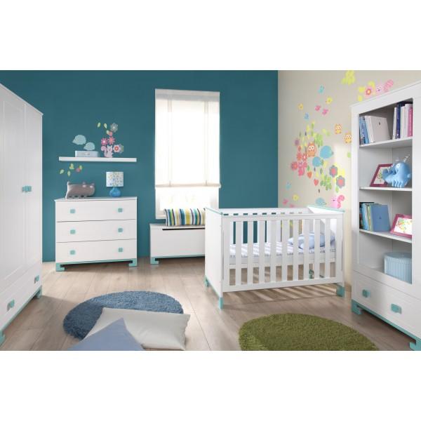 Couleur petite chambre bébé - Idées de tricot gratuit