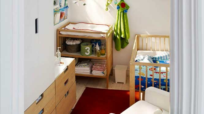 Optimiser petite chambre bebe - Idées de tricot gratuit